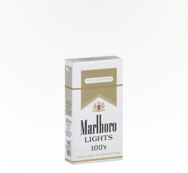 Marlboro Lights 100 S Smokers Unit